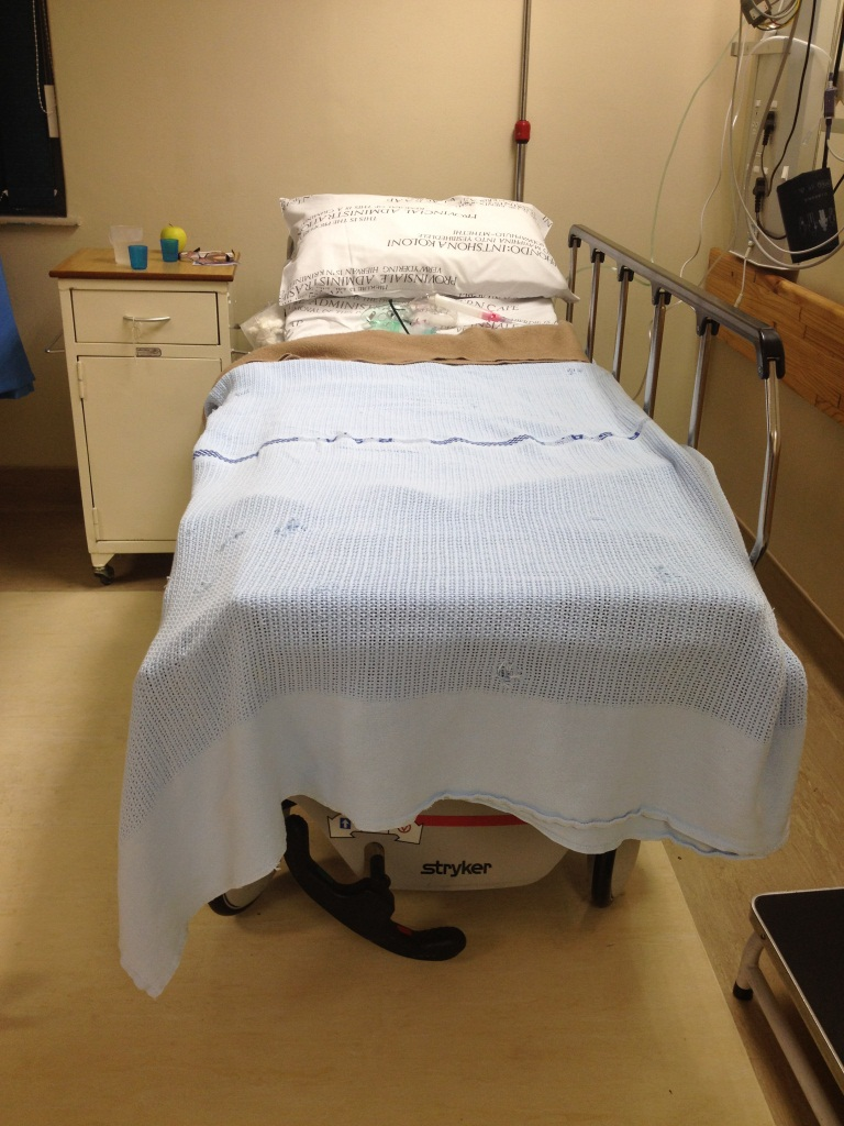 Stryker trolley   SA Medical & Education Foundation