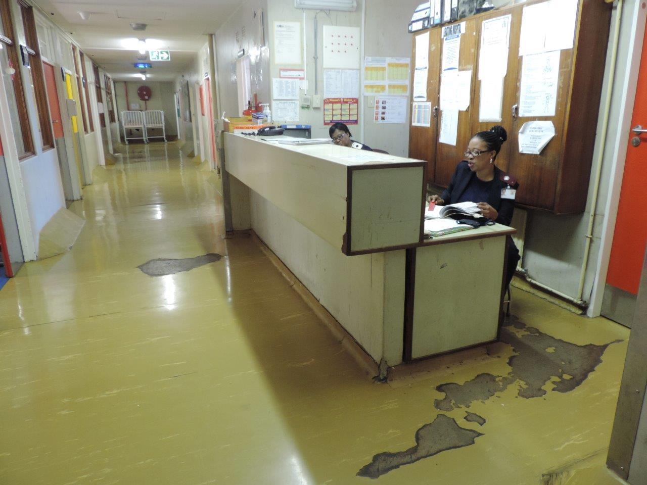 leratong hospital  paediatric unit
