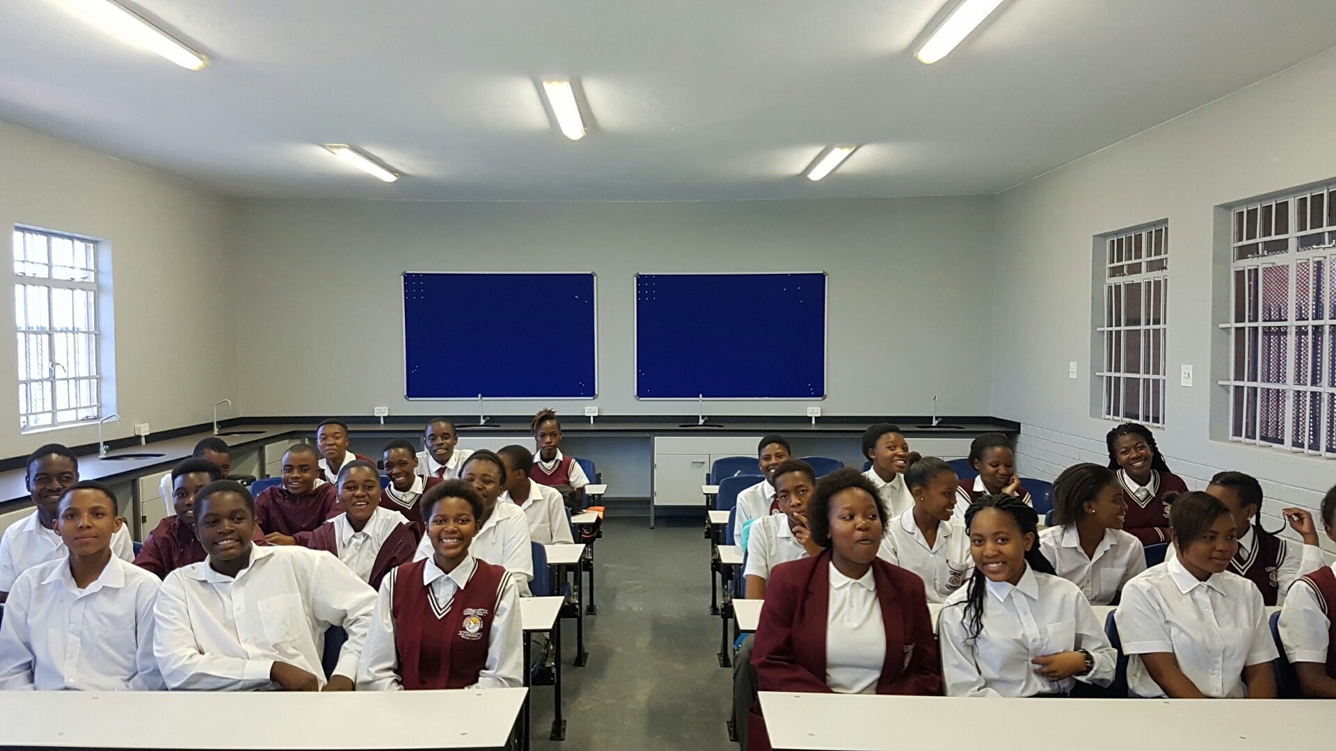 Sgodiphola Secondary Science And Computer Labs Same